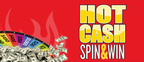 Hot Cash Spin & Win