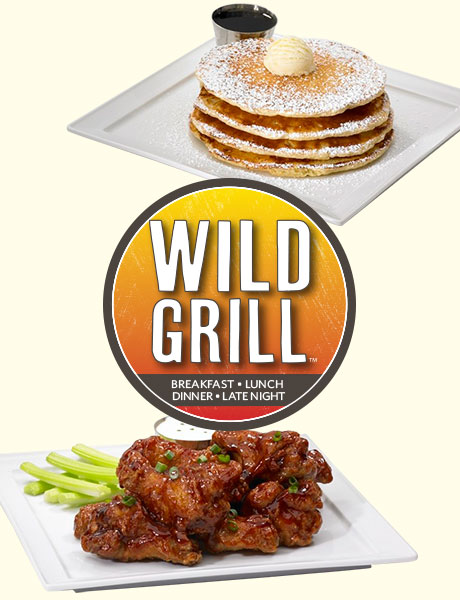 Wild Grill at Wildfire Gaming